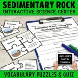 Sedimentary Rock Formation | Weathering Erosion and Deposi