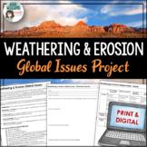 Weathering & Erosion - Global Issues Mini-Report