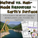 Natural Resources and Earth's Surface Science Unit