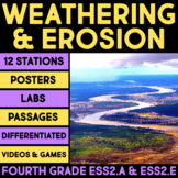 Weathering & Erosion - Earth Materials & Systems, Biogeolo