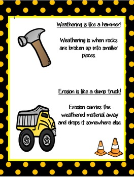 Weathering & Erosion Bundle *5 Minute Prep*