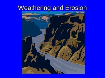 Weathering & Erosion Powerpoint