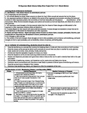 Weathering, Erosion, and Deposition Project Based Learning Lesson Plan
