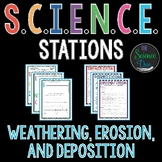 Weathering, Erosion, and Deposition S.C.I.E.N.C.E. Stations - Distance Learning