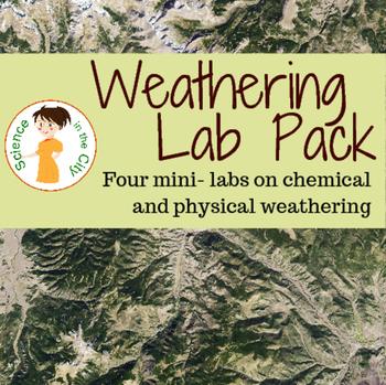 Weathering Lab Pack