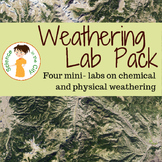 Physical and Chemical Weathering Factors Lab Pack