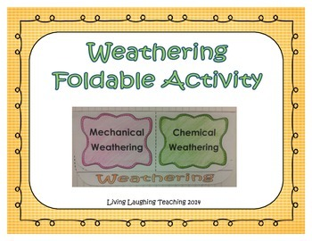 Weathering: Mechanical vs. Chemical