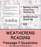 Weathering - Distance Learning
