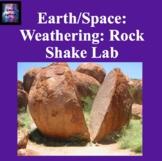 Weathering: Rock Shake Lab