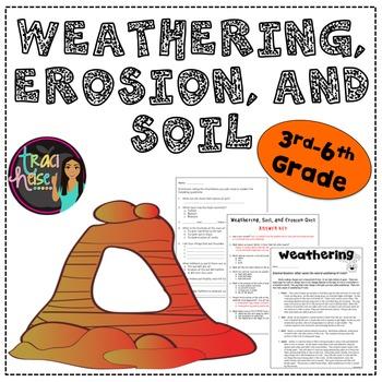 Weathering, Soil, & Erosion