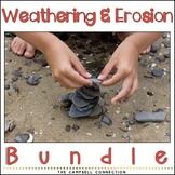 Weathering and Erosion Activities Bundle
