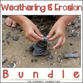 Weathering and Erosion Activities Bundle