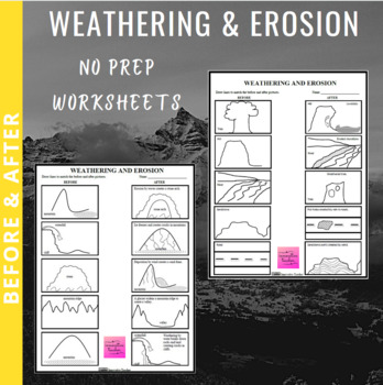 Rocks And Weathering Worksheet Answers Review Worksheet Mechanical ...