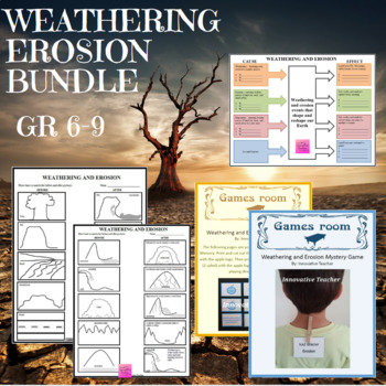 Weathering and Erosion Bundle