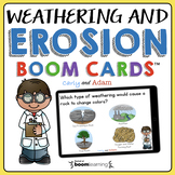 Weathering and Erosion Boom Cards™