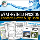 Weathering and Erosion Bundle - Doodle & Write Organizer ,