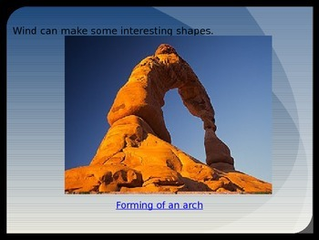 Weathering and Erosion (Earth Surface Changes) Powerpoint