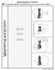 Weathering and Erosion Foldable Activity
