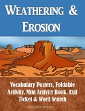 Weathering and Erosion Activity Packet
