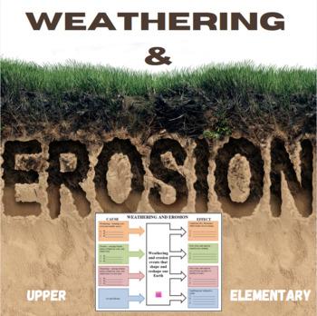 Weathering and Erosion | Worksheet | Education.com