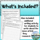 Rocks and Minerals - Weathering & Erosion Graphic Organizer & Research Activity