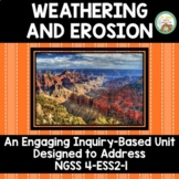 Weathering and Erosion:  Inquiry Based Unit