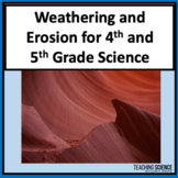 Weathering and Erosion Lab and Nonfiction Close Read