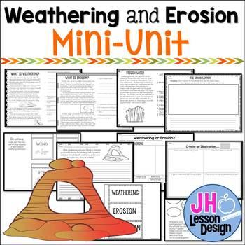 Weathering and Erosion Mini-Unit