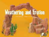 Weathering and Erosion PowerPoint and Guided Student Notes