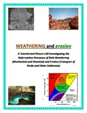 Weathering and Erosion of Rocks (DI and Professionally Sub