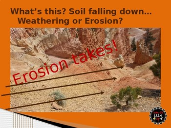 Weathering or Erosion??