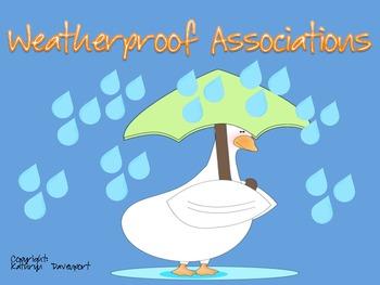 Weatherproof Associations