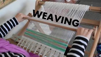 Weaving Bookmarks