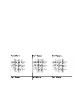 Weaving Lesson Plan
