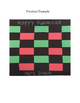 Weaving a Kwanzaa Mat with Directions