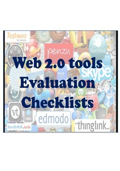 Web 2 tool evaluation sheet