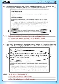 Web Coding Problem Solving Homework 2