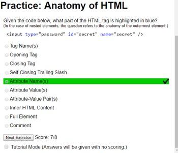 Web Design & Development -- Unit 2 Intro to HTML