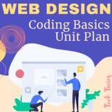 Web Design- HTML Coding Basics Unit 1