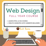 Web Design Full Year Course