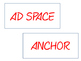 Web Design Word Wall