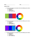 Web Development Final Exam - Multiple Choice and Productio