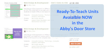 Web Development in HTML and CSS Course Outline