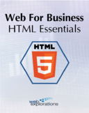 Web For Business - 02 HTML