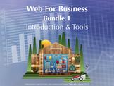 Web For Business - Bundle 1 Introduction/Tools (Distance L
