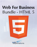 Web For Business - Bundle 2 HTML Essentials (Distance Learning)