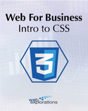 Web For Business - Bundle 3 CSS (Distance Learning)