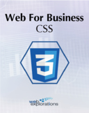 Web For Business - Module 03 CSS