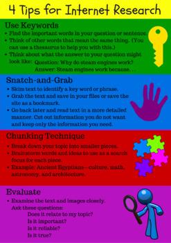 Web Literacy Poster
