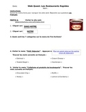 Web-Quest - Tim Hortons & McDonalds